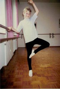 Ballett mit 8 Jahren